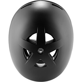 Kali Viva Composite Fusion Three Dirt Helm, black